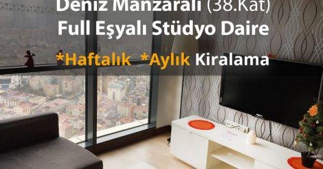 İstanbul Dumankaya İkon Kiralık