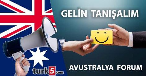 Avustralya Forum