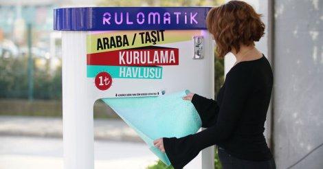 Türkiye'nin Araç Temizliğinde Pratik ve Ekonomik Çözümü: Rulomatik