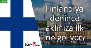 [Anket] Finlandiya denince aklınıza ilk ne geliyor?