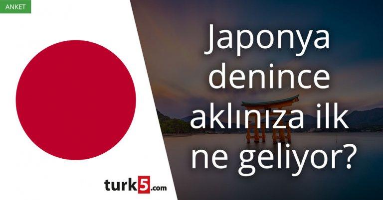 Japonya denince aklınıza ilk ne geliyor?