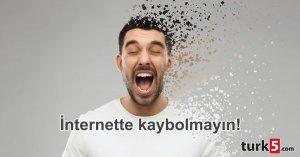 İnternette kaybolmayın - SEO