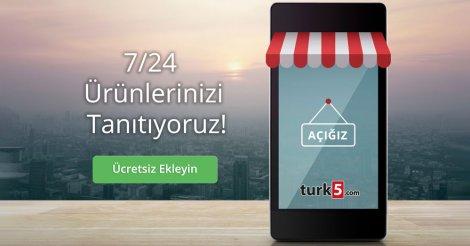 turk5 Ürün Tanıtımı