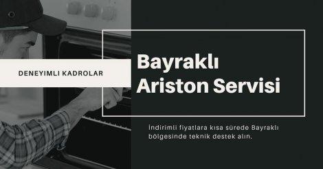 Bayraklı Ariston Servisi