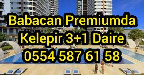 Babacan Premium'da Daireler