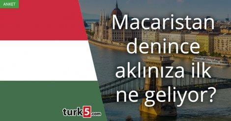 Macaristan denince akla gelen ilk şey