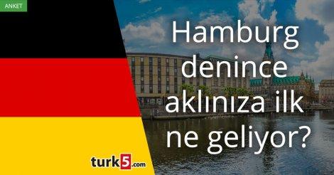 Hamburg denince akla gelen ilk şey
