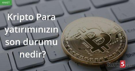 [Anket] Kripto para yatırımınızın son durumu nedir?