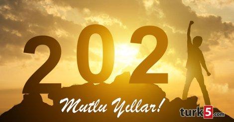 Yeni yılınız kutlu olsun! #2021