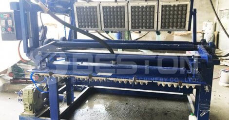 On Buy Paper Egg Tray Making Machine From Beston Company