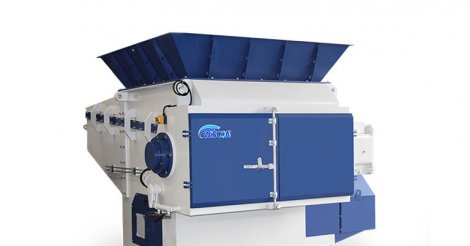 Rrecycling machines and solutions for waste processing