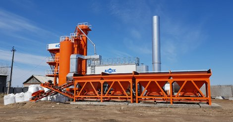 Top Mobile Asphalt Mixing Plant Features To Take Into Consideration