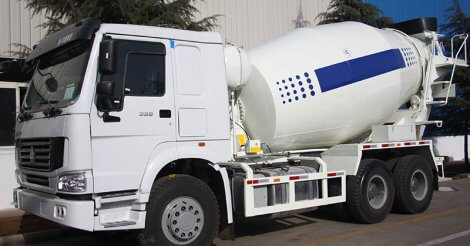 So What Can A Cement Truck Do?