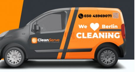 Cleaning Company in Berlin