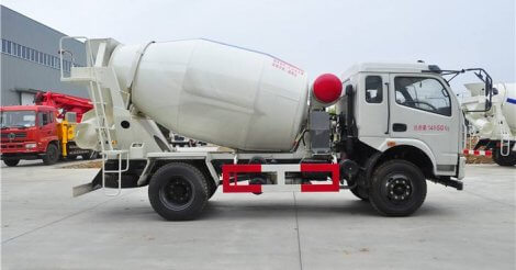 What Exactly Is A Transit Mixer Utilized For?