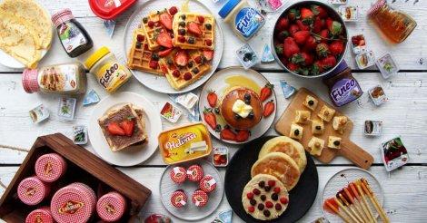 Kahvaltılık ürünlerin ihracatı hk.