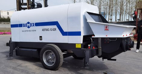 What Exactly Is A Trailer Concrete Pump?
