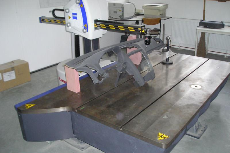3D Koordinat Ölçme Makinesi