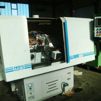 4x Eksenli CNC Azdırma Helezon Trapez Diş Açma Freze Makinesi