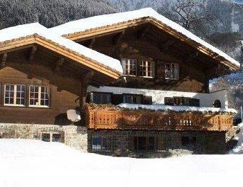 Bolu Kartalkaya'da Lüks Kiralık Şömineli Villa