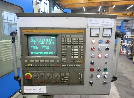 CNC Dik Torna Tezgahı