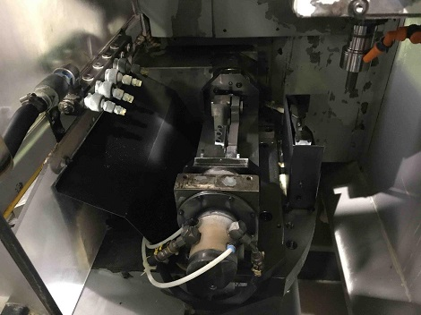 CNC Dik işleme Merkezi