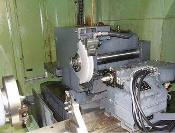 CNC Silindir Eksantrik Taşlama Tezgahı