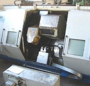 CNC Torna Freze Tezgahı