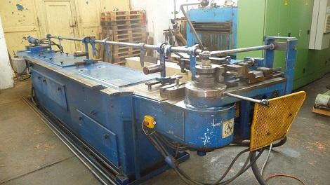 Hidrolik Boru Bükme Makinesi