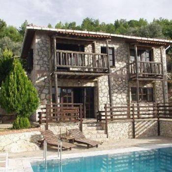 Antalya Kalkan'da özel havuzlu lüks villa