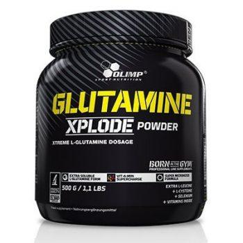 Olimp Glutamine XPlode 500gr   Protein Clubs