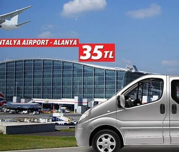 Alanya Havalimanı Transfer   Ece Transfer
