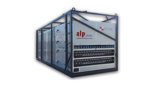 Alp Beton Soğutma Sistemleri | Alperen Mühendislik