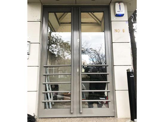 Alüminyum Kapı (C60)   Balkan Alüminyum