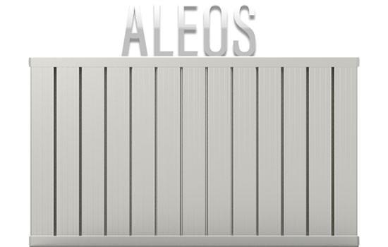 Alüminyum Panel Radyatör 600 - 10 dilim = 80 cm