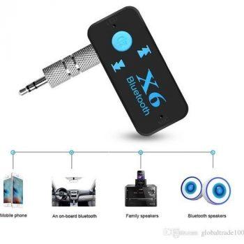 Kablosuz Aux Girişli Müzik Alıcısı En Uygun Fiyat