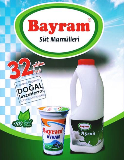 Bayram Ayran | Bayram Süt Mamülleri
