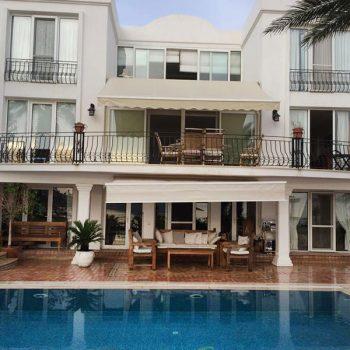 Muğla Bodrum Yalıkavak'ta özel havuzlu, haftalık kiralık villa