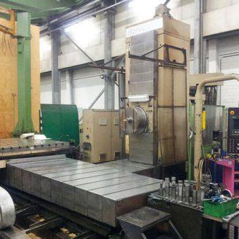 CNC Borverk Makinesi