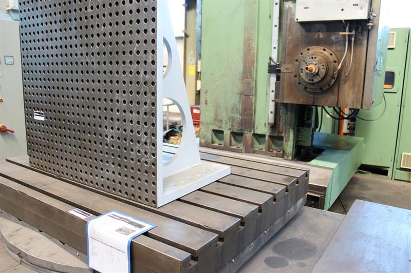 CNC Borverk Tezgahı