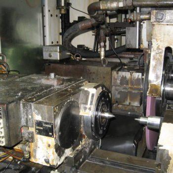 CNC Silindir Taşlama Tezgahı
