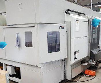 CNC Torna Freze Tezgahı 3x Taretli