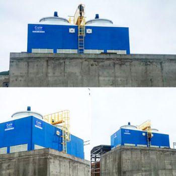 CTP Mühendislik Soğutma Kuleleri