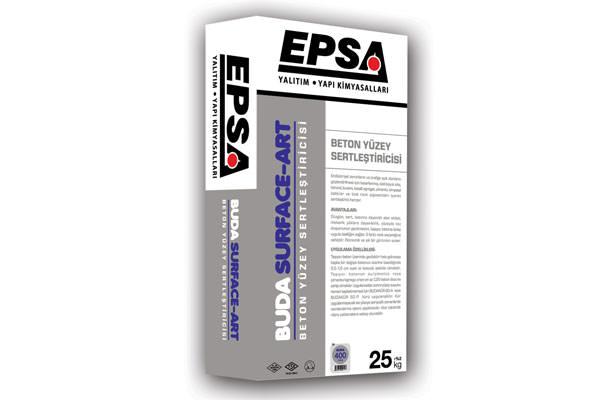 Epsa BudaSurface-Art Beton Yüzey Sertleştirici - Korunt Takviyeli