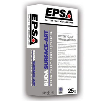 Epsa BudaSurface-Art Beton Yüzey Sertleştirici - Kuvars Takviyeli