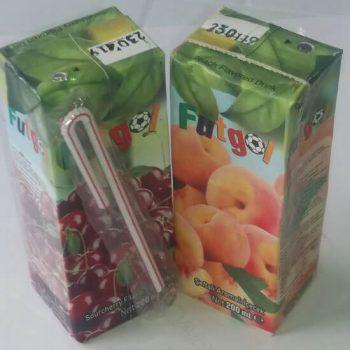 Futgol Meyve Aromalı İçecek | Bayram Süt Mamülleri