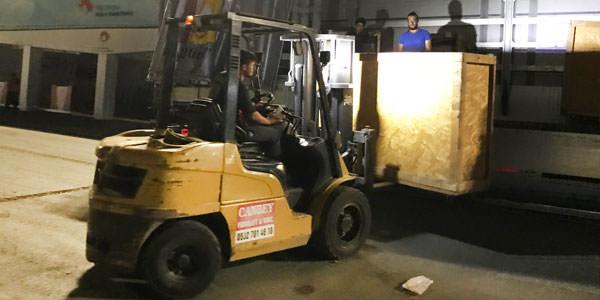 İstanbul Kiralık Forklift
