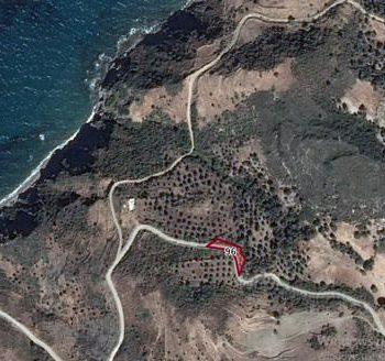İzmir Karaburun Haseki Mah. Denize 250m, 640m2 Bağ