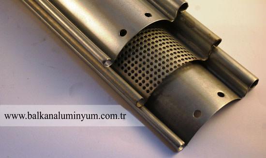 Galvaniz, Alüminyum Otomatik Kepenk | Balkan Alüminyum