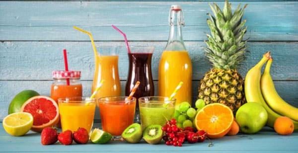 Meyve Suyu ve İçecekler   Fruit Juice and Drinks